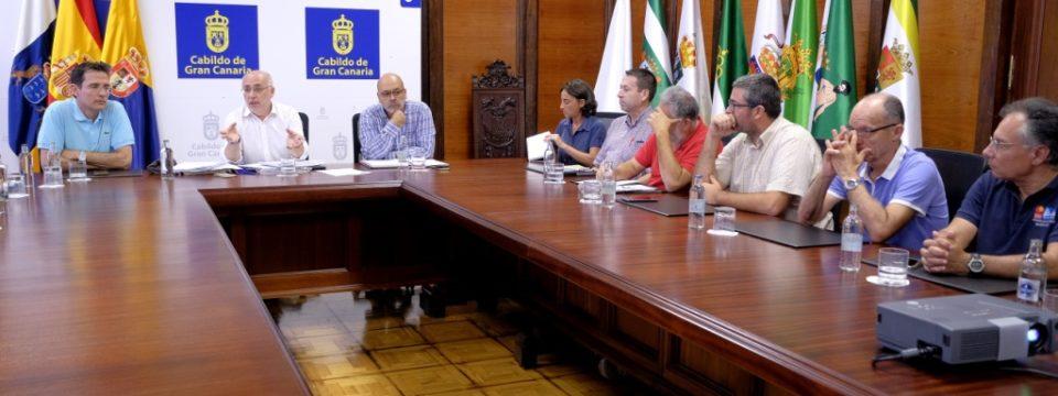 Gran Canaria pule y ultima su plan contra el Cambio Climático