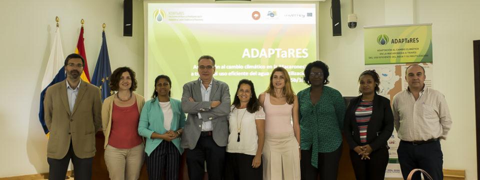 Canarias lidera un proyecto europeo para estudiar la relación entre el agua y el cambio climático
