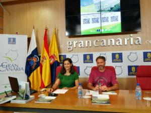 Presentación Guía Ecoturismo Reserva de la Biosfera de Gran Canaria