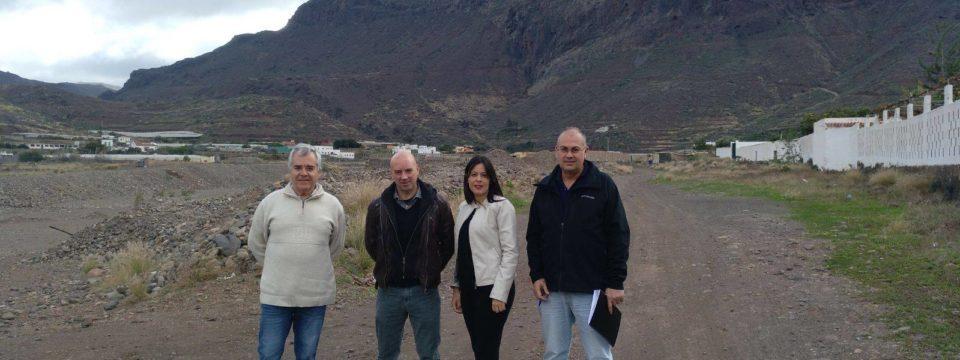 El Jardín Canario y La Aldea desarrollan acciones para la conservación de la biodiversidad en este municipio