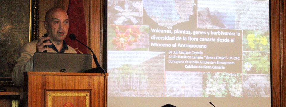 """""""Sin la biodiversidad vegetal estaríamos sucios, desnudos, desnutridos, enfermos y tristes"""""""