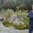 Julio Rodrigo, responsable Planta Viva del Jardín Canario