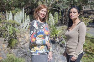 Mercedes Castellano y Mara Ramirez