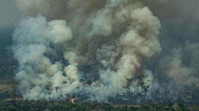"""Los científicos advierten a la Humanidad sobre el cambio climático: será inevitable """"un sufrimiento indescriptible"""""""