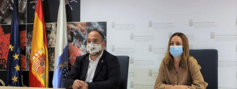 El Gobierno de Canarias pone en marcha el nuevo portal web del Observatorio de la Energía